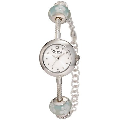 Caravelle Charm Watch (Women's)