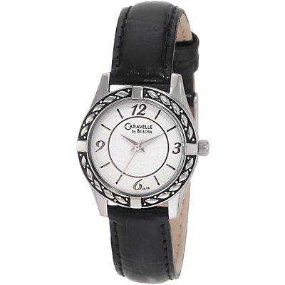 Caravelle Antique Black Leather (Women's)