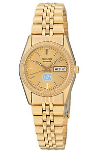 Seiko Dress Gold-Tone (Women's)