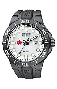 Citizen Eco-Drive Scuba Fin Diver White (Men's)