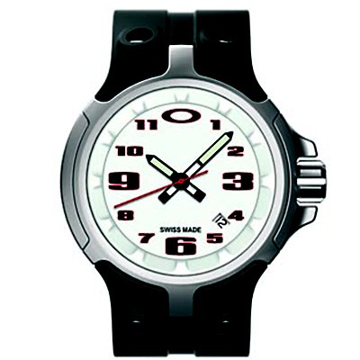 Oakley Bottle Cap White Dial (Men's)