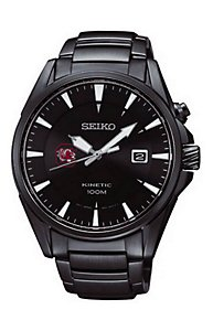 Seiko Kinetic Black on Black (Men's)