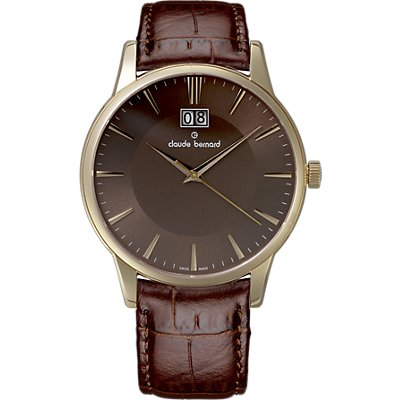 Claude Bernard Classic Big Date Rose Gold (Men's)