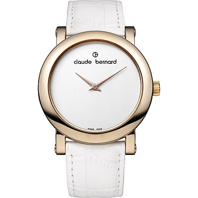Claude Bernard Dress Code White Edition (Women's)