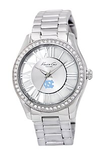 Kenneth Cole Transparency Silver Dial (Women's)  - can't engrave