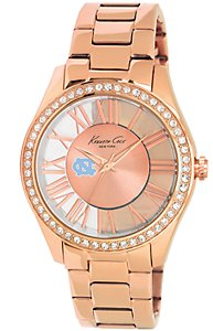 Kenneth Cole Transparency Rose Gold Dial (Women's)