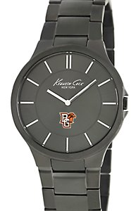 Kenneth Cole Grey Ion Plating Slim (Men's)