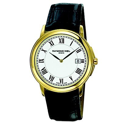 Raymond Weil Tradition Gold Bezel (Men's)