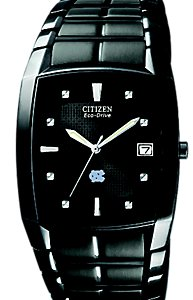Citizen Eco-Drive Black on Black Diamond (Men's)