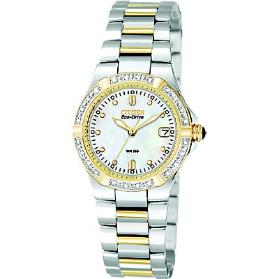 Citizen Eco-Drive Riva Diamond Accented (Women's)