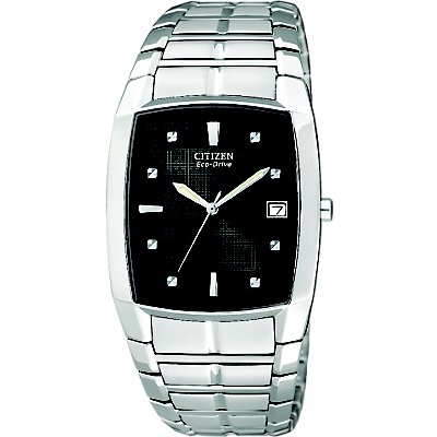 Citizen Eco-Drive Black Diamond (Men's)