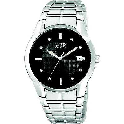 Citizen Eco-Drive Stainless Steel (Men's) - on backorder till 06/13