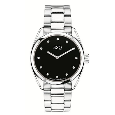 ESQ by Movado Sport Classic Diamond Black (Men's)