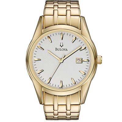 Bulova Gold SS (Men's)