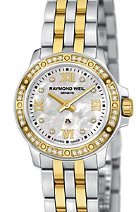 Raymond Weil Tango Two-Tone Mini (Women's)