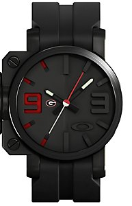 Oakley Gearbox Red and Black (Men's)