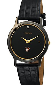 Seiko Dress Black Dial (Women's)