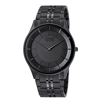 Citizen Eco-Drive Stiletto Ion-Plated (Men's) - cannot be engraved