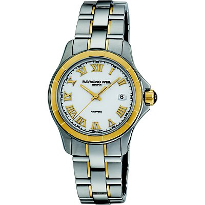 Raymond Weil Parsifal Two-Tone (Men's) - can't be engraved