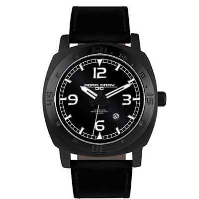 Jorg Gray Black Dial (Men's)