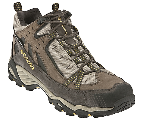 photo: Columbia Firelane Mid Omni-Tech hiking boot