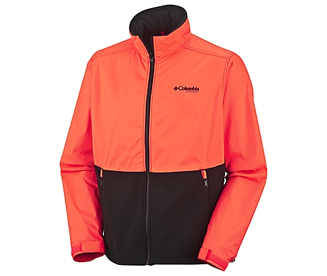 photo: Columbia Ballistic Hunt Windproof Fleece fleece jacket