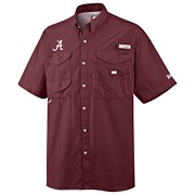 Men's Collegiate Bonehead™ Short Sleeve Shirt - Alabama