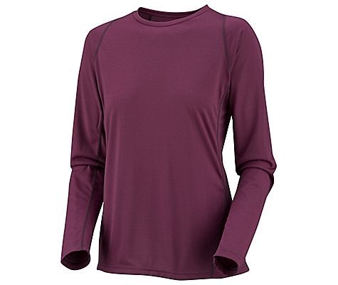 photo: Columbia Bronze Ridge Long Sleeve Top