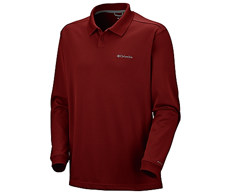 photo: Columbia Utilizer Long Sleeve Polo