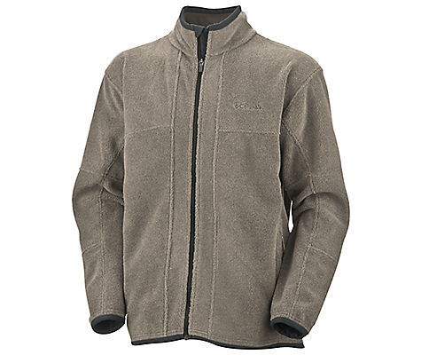 photo: Columbia Full Suspension Full Zip fleece jacket