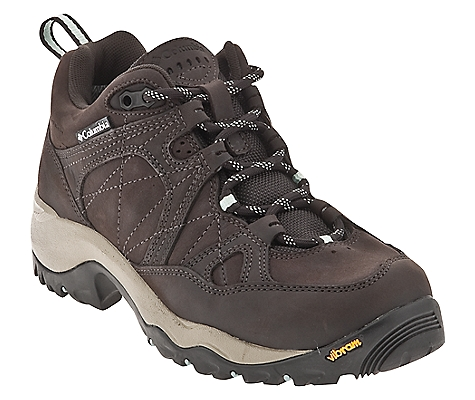 photo: Columbia Gorgeous Omni-Tech trail shoe