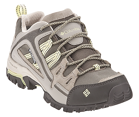 photo: Columbia Women's Shastalavista Omni-Tech trail shoe