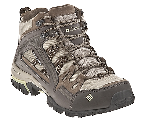 photo: Columbia Women's Shastalavista Mid Omni-Tech hiking boot