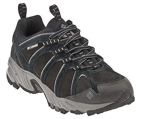 photo: Columbia Kaibab Leather trail running shoe
