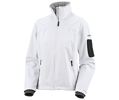 photo: Columbia Code 9 Jacket soft shell jacket