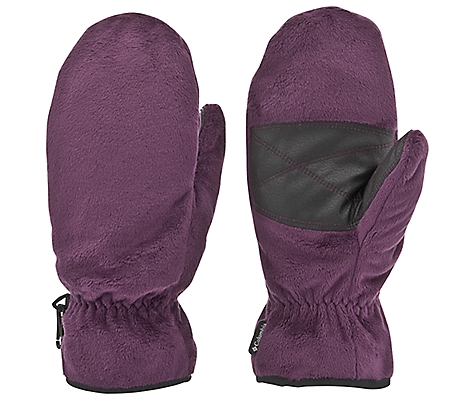 photo: Columbia Pearl Plush Fleece Mitten