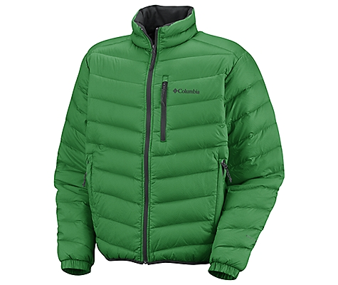 Columbia Geocache Down Jacket