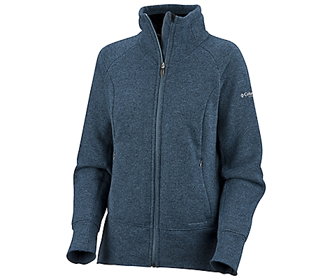 photo: Columbia Coup Sweater Fleece Full Zip fleece jacket