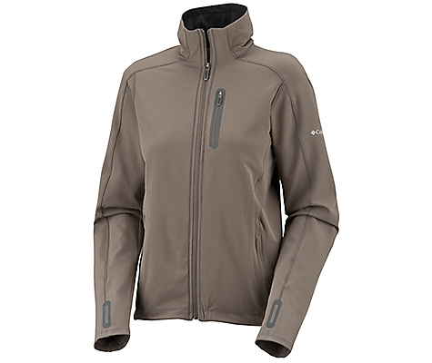photo: Columbia Turn-'N-Go Softshell Jacket