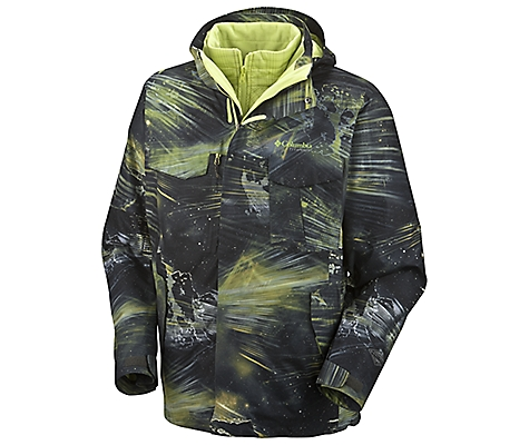 Columbia Cross Eyed Parka