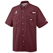 Men's Collegiate Bonehead™ SS Shirt - Big - Alabama