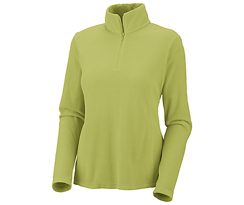 photo: Columbia Glacial Fleece Half-Zip fleece top