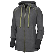 Women's Heather Honey™ Long Hoodie
