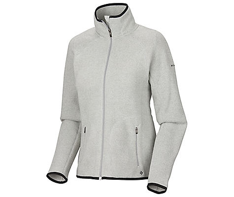 photo: Columbia Women's Altitude Aspect Full Zip fleece jacket