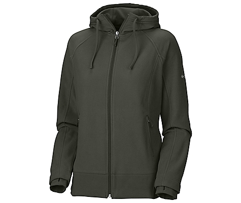 photo: Columbia Women's Fast Trek Hoodie