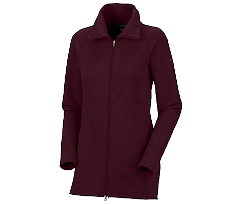 Columbia i2o Long Full Zip
