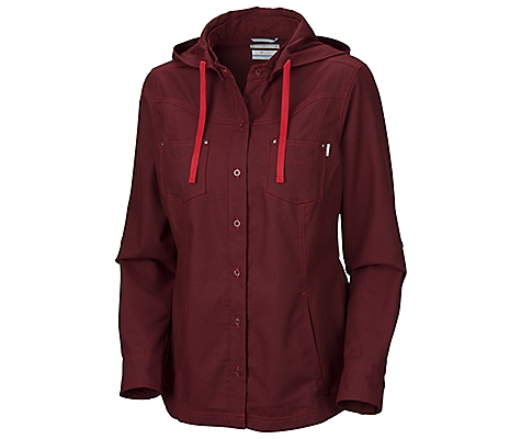 photo: Columbia Saturday Trail Shirt Jacket jacket