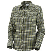 Women's Snowy Nook™ Long Sleeve Flannel Shirt