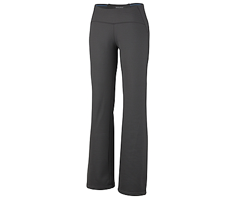 photo: Columbia Back Up i2o Boot Pant performance pant/tight