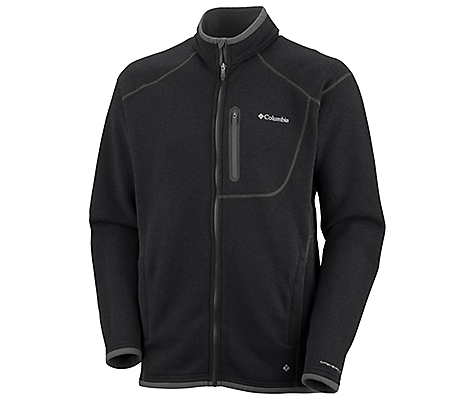 photo: Columbia Altitude Aspect Full Zip fleece jacket